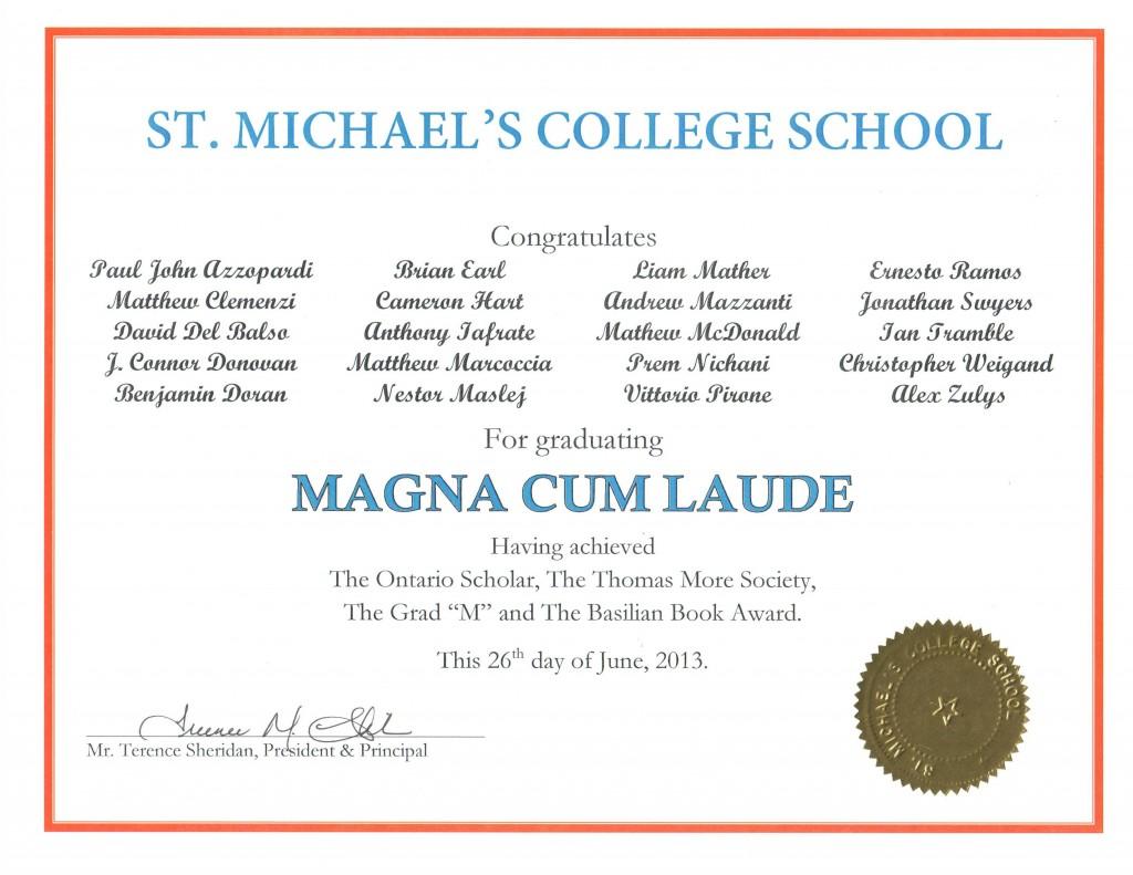 magna cum laude Wiktionary