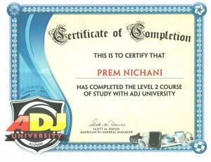 ADJ Level 2