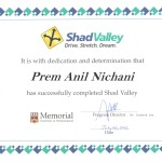 Shad Valley